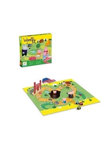 Djeco Djeco Kutu Oyunları / Woolfy Pembe